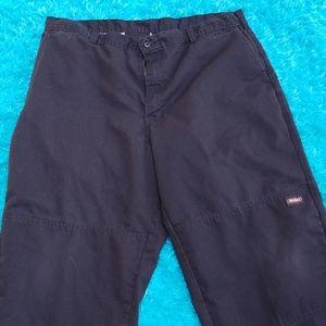 Dickies cargo pants black 38 x 30